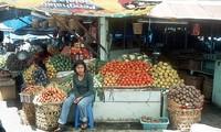 Lokale Markt Indonesie Djoser