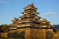 Matsumoto kasteel Japan Djoser