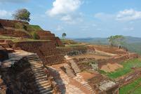 Sigiriya Sri Lanka Ruine Djoser