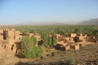Draa Vallei Marokko Djoser