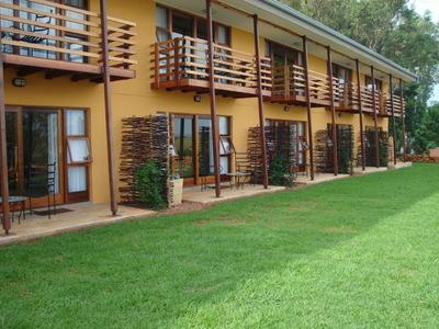 Zuid-Afrika hotel accommodatie overnachting Djoser