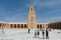 Grote Moskee Kairouan Tunesie