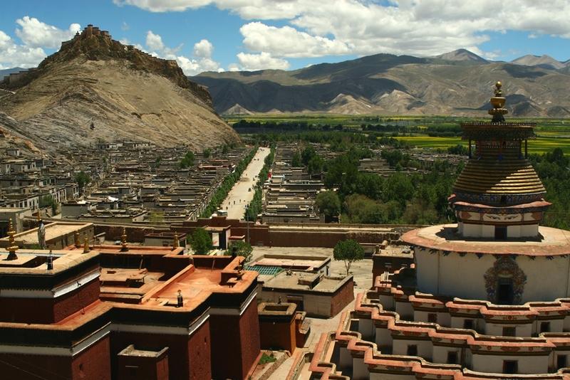 28 Klooster Tibet