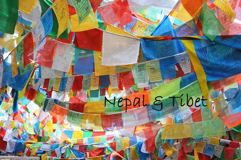 1 Nepal & Tibet reis