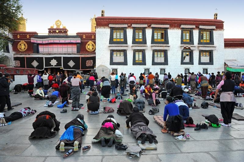 38 Klooster Tibet
