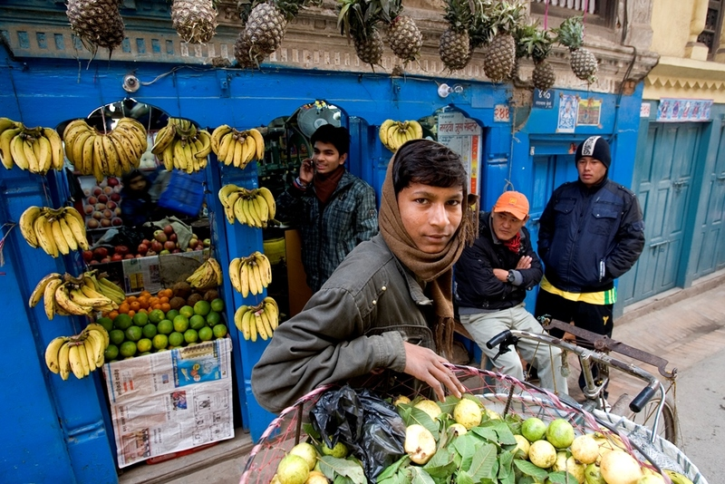 12 Verkoper Nepal