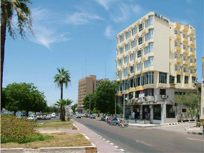 Egypte hotel accommodatie Djoser