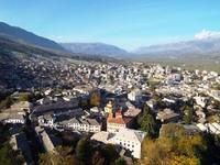 Gjirokastra stad Albanië Djoser