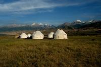 Yurt Kirgizië
