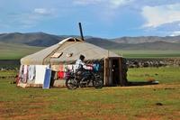 Mongolie Ger Transsiberie Express Djoser Family
