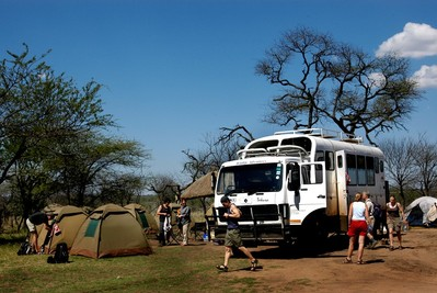 |Oeganda Tanzania Zanzibar Truck vervoer Djoser