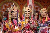 Taktok Festival Ladakh India Djoser