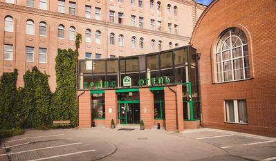 Hotelkamer Rusland