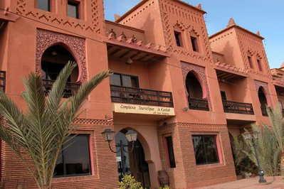 Marokko hotel Djoser