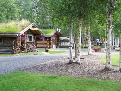 Pioneer Motel Palemer buiten Alaska accomodatie Djoser