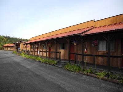 White Moose Lodge Healy Alaska accomodatie Djoser