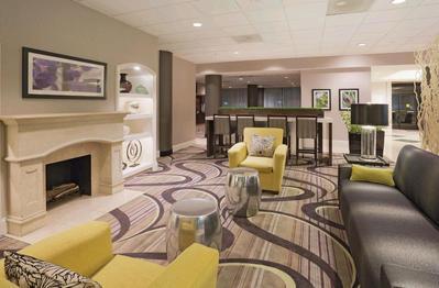 Verenigde staten hotel lobby Djoser