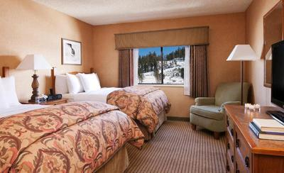 Verenigde staten hotel kamer accommodatie overnachting Djoser