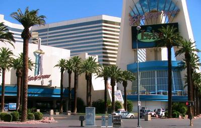 Verenigde staten Las Vegas overnachting hotel Djoser