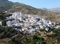 Spanje Canillas de Albaida wandelvakantie Djoser