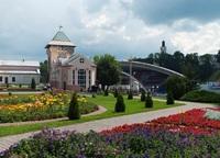 Uitzicht Vitebsk Wit-Rusland