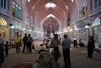 Tapijt bazar Tabriz Iran djoser