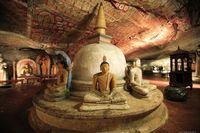 Dambulla tempelgrot Sri lanka (internet)
