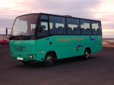 Busvervoer Ijsland 2 Djoser