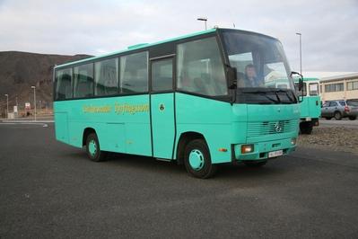 busvervoer ijsland Djoser