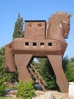 paard van troje turkije Djoser