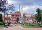 Argentinie Plaza del Congreso Djoser