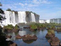 Argentinie Puerto Iguazu watervallen Djoser