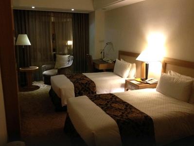 Hotel kamer Taiwan Djoser