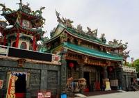 Tainan Matsu Tempel Taiwan Djoser