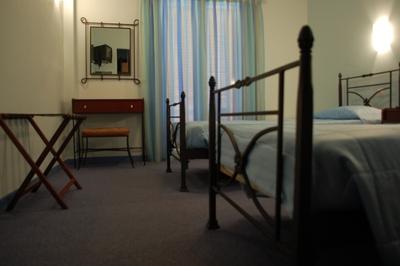 Griekenland overnachting hotel accommodatie Djoser