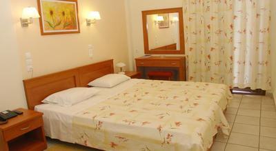 Griekenland hotel overnachting accommodatie Djoser