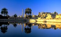 Egypte nieuwe rijk Hatsjepsoet tempel Djoser