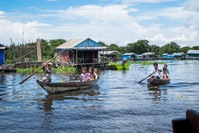 Siem Reap Floating villages tonle sap djoser