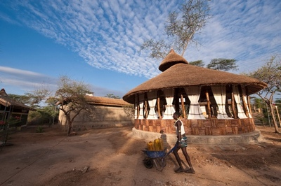 Ethiopië lodge accommodatie Djoser