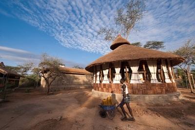 Ethiopië lodge accommodatie Djoser