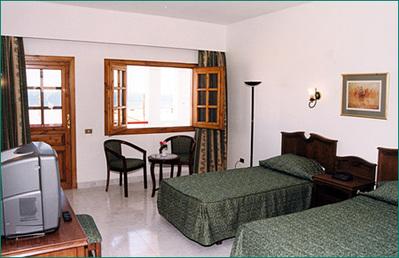 Egypte Hotel overnachting Djoser