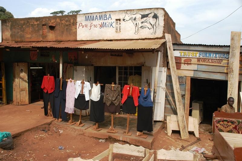 02 - Kampala - kleermaker