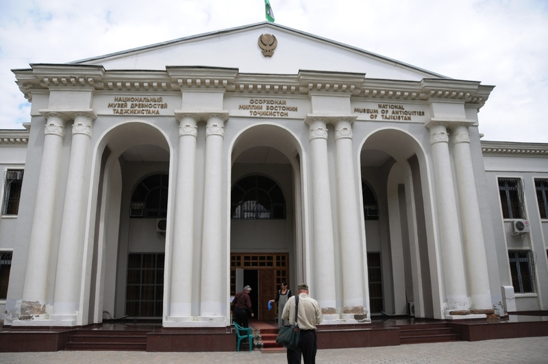 Antiquities Museum Doesjanbe - Tadjzikistan
