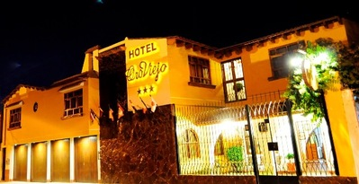 Peru Hotel Oro Viejo Nasca Djoser