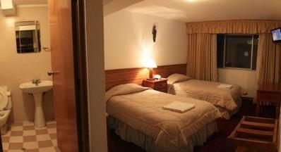 Peru El Buho slaapkamer Djoser