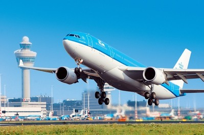 Peru KLM vliegtuig Djoser