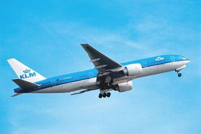 Polen KLM luchtvaartmaatschappij Djoser