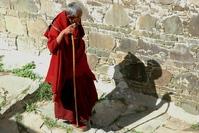 Shigatse Monnik Tibet Djoser