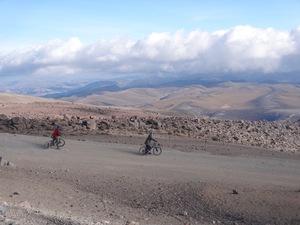Chimborazo fietstocht