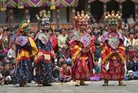 Paro Festival Bhutan Djoser